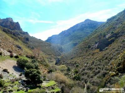 Alpujarra Granadina-Viaje Semana Santa;senderismo de montaña rutas de senderismo por españa sender